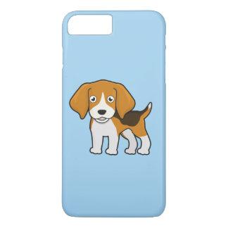 Niedlicher Beagle iPhone 8 Plus/7 Plus Hülle
