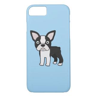Niedlicher Boston-Terrier iPhone 8/7 Hülle