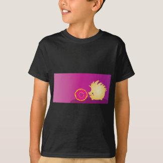 niedlicher brauner Igel T-Shirt