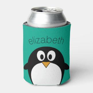 niedlicher Cartoon Penguinsmaragd und -SCHWARZES