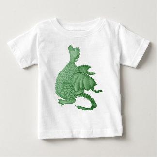 niedlicher Drache mythisch und Baby T-shirt