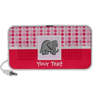 Niedlicher Elefant Mini Speaker