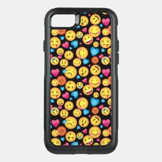 Niedlicher Emoji Druck-Otter-Kastenkasten