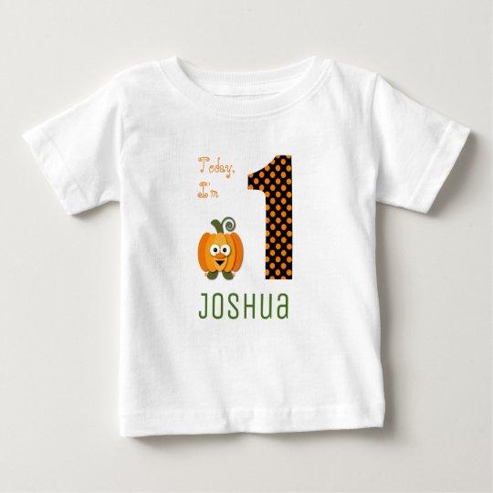 Niedlicher heutiger Tag bin ich 1 wenig Baby T-shirt