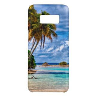 Niedlicher hübscher Sommer-hawaiischer Case-Mate Samsung Galaxy S8 Hülle