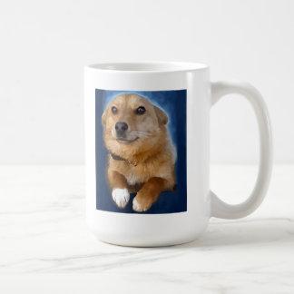 Niedlicher Hund Tasse