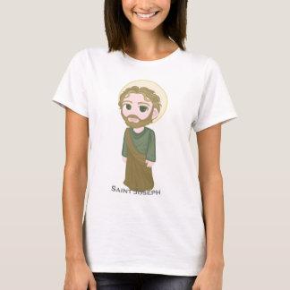Niedlicher Katholischer St Joseph T-Shirt