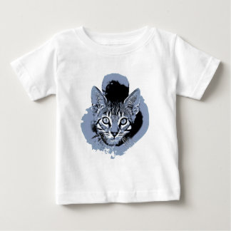 Niedlicher Kitty Baby T-shirt