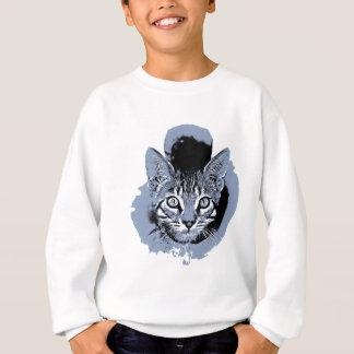Niedlicher Kitty Sweatshirt