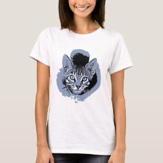 Niedlicher Kitty T-Shirt