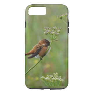 Niedlicher kleiner Kolibri iPhone 8 Plus/7 Plus Hülle