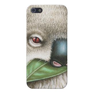 Niedlicher Koala iPhone 5 Etui