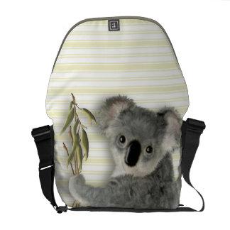 Niedlicher Koala Kuriertaschen