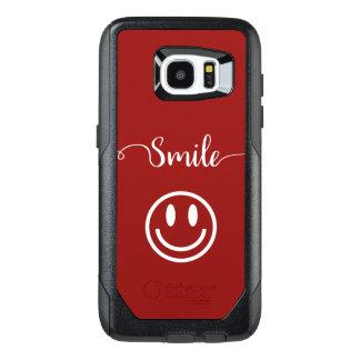 Niedlicher Lächeln-Gesichts-Entwurf
