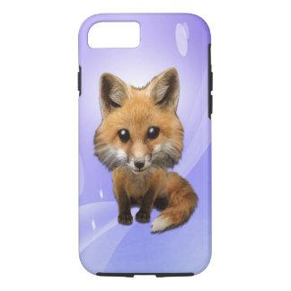 Niedlicher lil Fox iPhone 8/7 Hülle