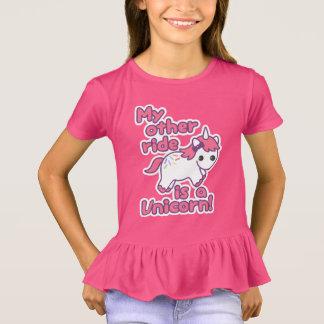 Niedlicher lustiger Unicorn T-Shirt