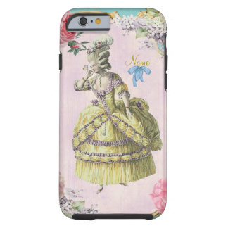 Niedlicher Marie Antoinette - iPhone 6/6s Tough iPhone 6 Hülle