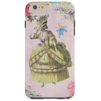 Niedlicher Marie Antoinette - Tough iPhone 6 Plus Hülle