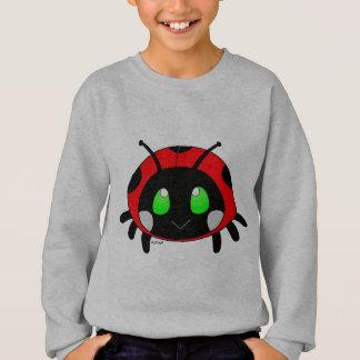 Niedlicher Marienkäfer Sweatshirt
