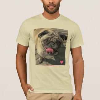 Niedlicher Mops T-Shirt