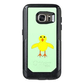 Niedlicher Ostern-Küken-Telefon-Kasten OtterBox Samsung Galaxy S7 Hülle
