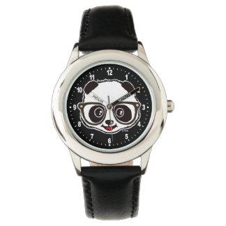 Niedlicher Panda Armbanduhr