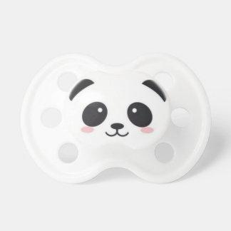 Niedlicher Panda Baby Schnuller