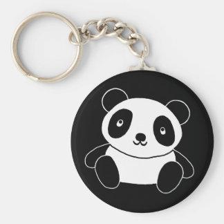 Niedlicher Panda Schlüsselanhänger