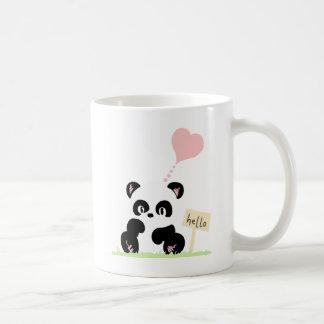 Niedlicher Panda Tasse