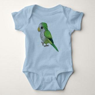 Niedlicher Papagei Baby Strampler