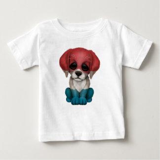Niedlicher patriotischer niederländischer baby t-shirt