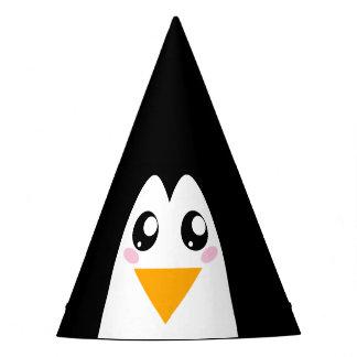 Niedlicher Penguin-Party-Hut Partyhütchen