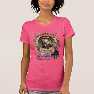 Niedlicher Piggienini Tierkomponist Paganini T-Shirt