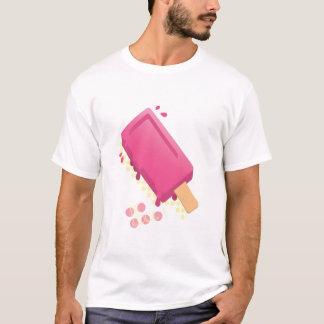 Niedlicher Popsicle-Cartoon T-Shirt