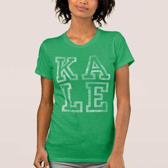 Niedlicher Retro lustiger KohlVeggie T-Shirt