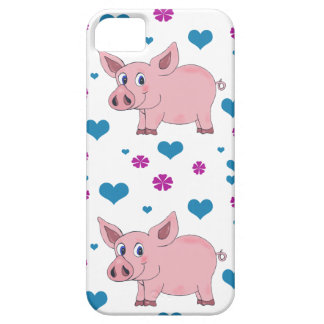 Niedlicher Schwein IPhone Fall iPhone 5 Schutzhüllen