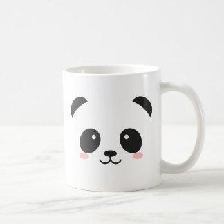 Niedlicher smiley-Panda Kaffeetasse