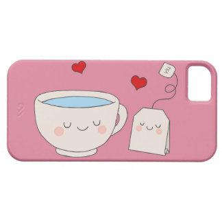 Niedlicher Tee Hülle Fürs iPhone 5