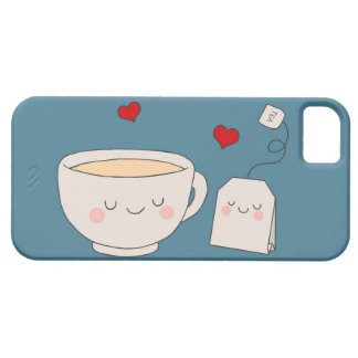 Niedlicher Tee iPhone 5 Hülle