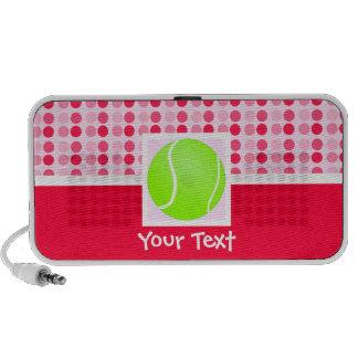 Niedlicher Tennis-Ball Reise Lautsprecher