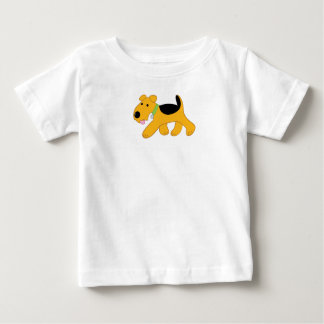 Niedlicher Trotting Baby T-shirt