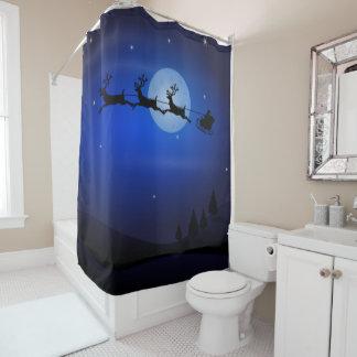 Niedlicher und eleganter Besuch von Duschvorhang