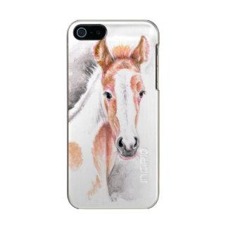 Niedliches Appy Fohlen Incipio Feather® Shine iPhone 5 Hülle