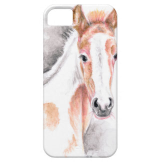 Niedliches Appy Fohlen iPhone 5 Cover