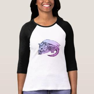 Niedliches Baby-Drache-T-Stück T-Shirt