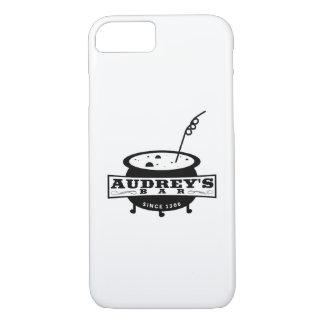 Niedliches Bar-Logo iPhone 8/7 Hülle