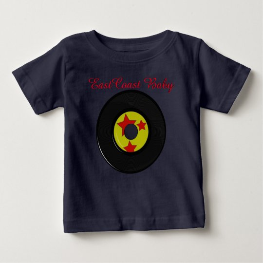 Niedliches Baseball-Shirt der Baby T-shirt