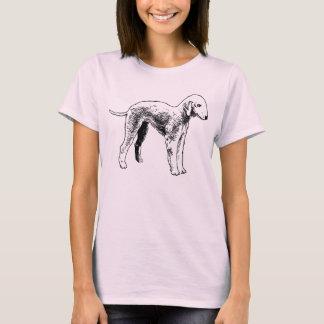 Niedliches Bedlington Terrier Shirt