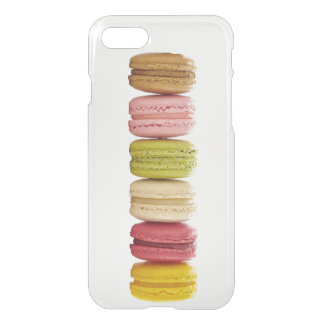 Niedliches buntes Girly Macaron iPhone 8/7 Hülle
