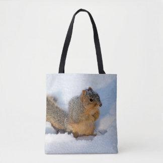 Niedliches Eichhörnchen Tasche